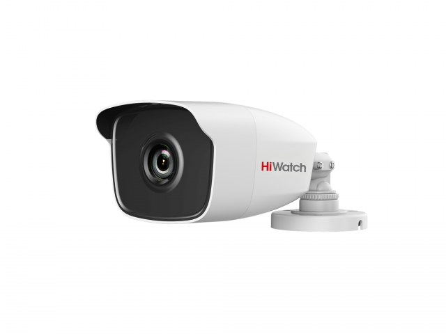 1Мп цилиндрическая HD-TVI видеокамера с EXIR-подсветкой до 40 м