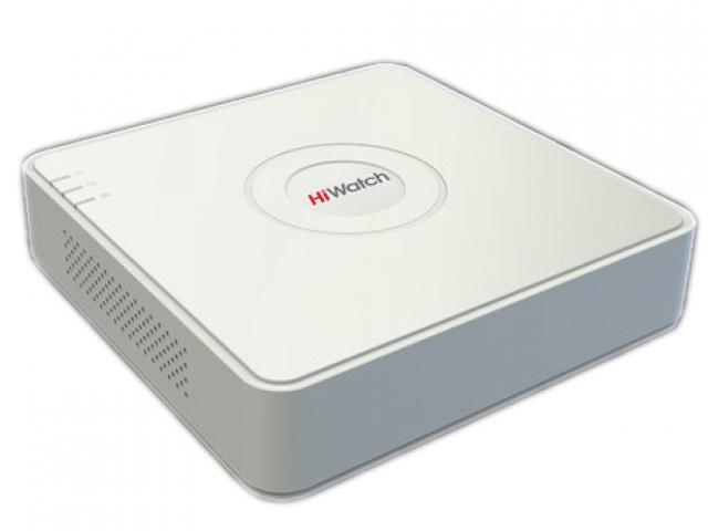 8-канальный гибридный HD-TVI регистратор