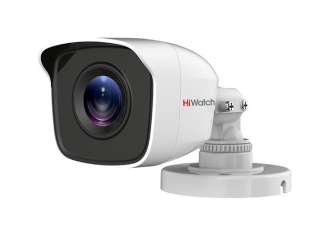 2Мп цилиндрическая HD-TVI видеокамера с EXIR-подсветкой до 20 м