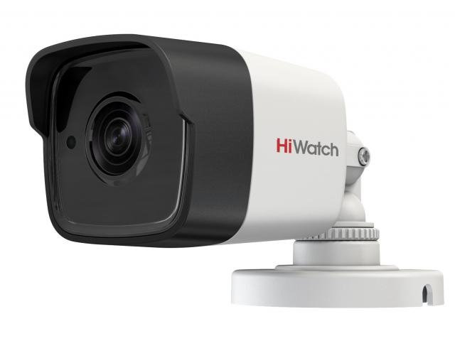 5Мп цилиндрическая HD-TVI камера с EXIR-подсветкой до 20м