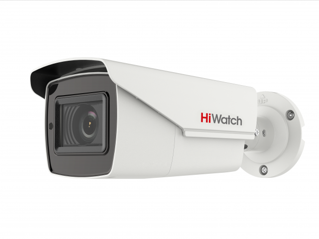 5Мп цилиндрическая HD-TVI видеокамера с EXIR-подсветкой до 40м