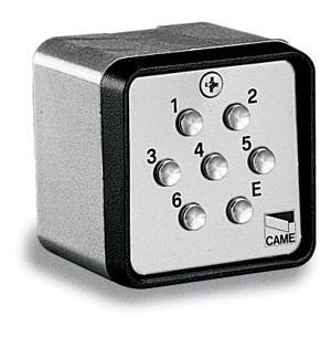 Клавиатура кодовая 7-кнопочная / накладная S7000
